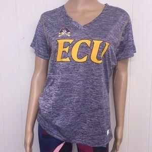 East Carolina University Pirates T-shirt size YLG